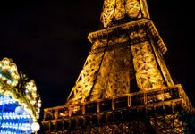 Do You Know In which capital city of Europe would you find the Eiffel Tower