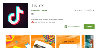 Ban On Tiktok App