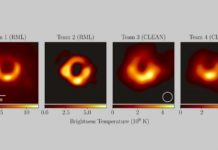 Black Hole M87: No photo of a black hole