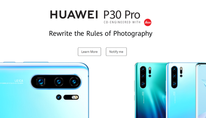 Huawei P30 Pro Comes To India: Full List of Features, Price and Specifications