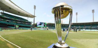 ICC Cricket World Cup 2019 Team India Schedule