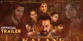 Kalank Movie Trailer Released: Fantastic Artwork With Superb Direction