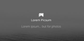 Picsum: Open source tool generates Lorem Ipsum for images