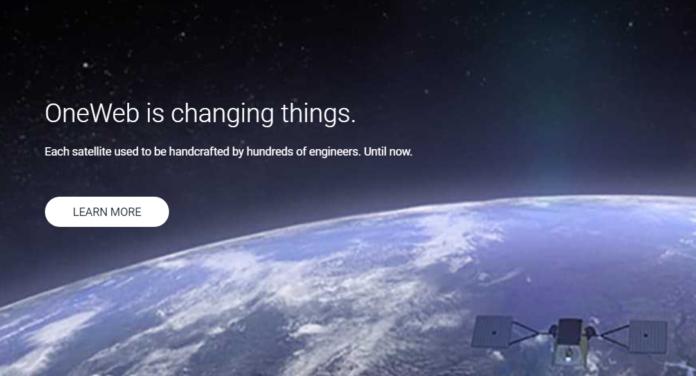 OneWeb: Airbus wants to market small satellites