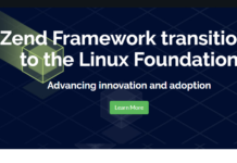 Linux Foundation takes over Zend Framework