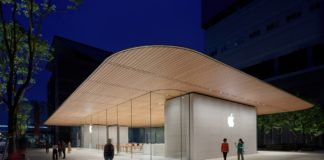 This is what Apple Xinyi A13 looks like, Apple's next big opening in Taipei