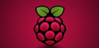 Here is Raspberry Pi 4, with 4 GB of RAM and 4K output