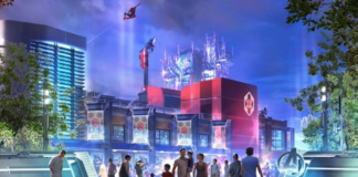 'Marvel Land' begins to take shape: Disney already has the permits for its next big expansion of its park in California