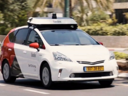 Yandex will begin a full test of unmanned vehicles in Israel