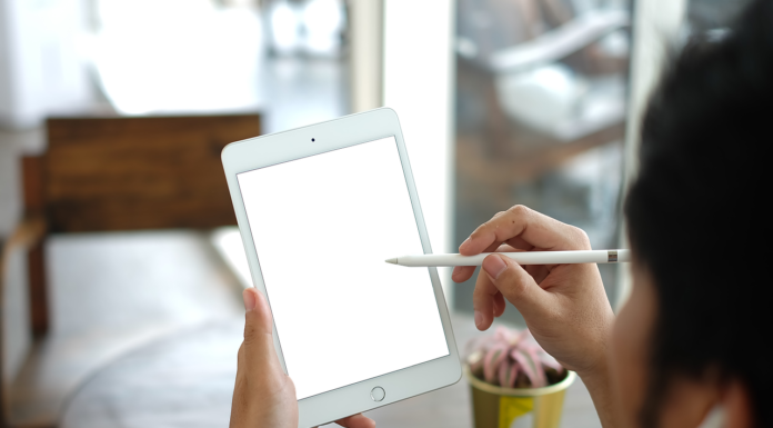 The Apple Pencil of the future could work without having to touch the iPad