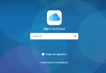 Apple is testing biometric login on iCloud website