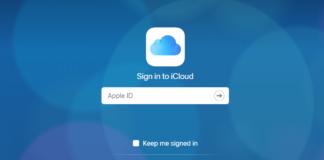Apple is testing biometric login on iCloud website
