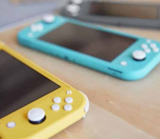 Nintendo Switch Lite, this is the new portable console of the Japanese brand