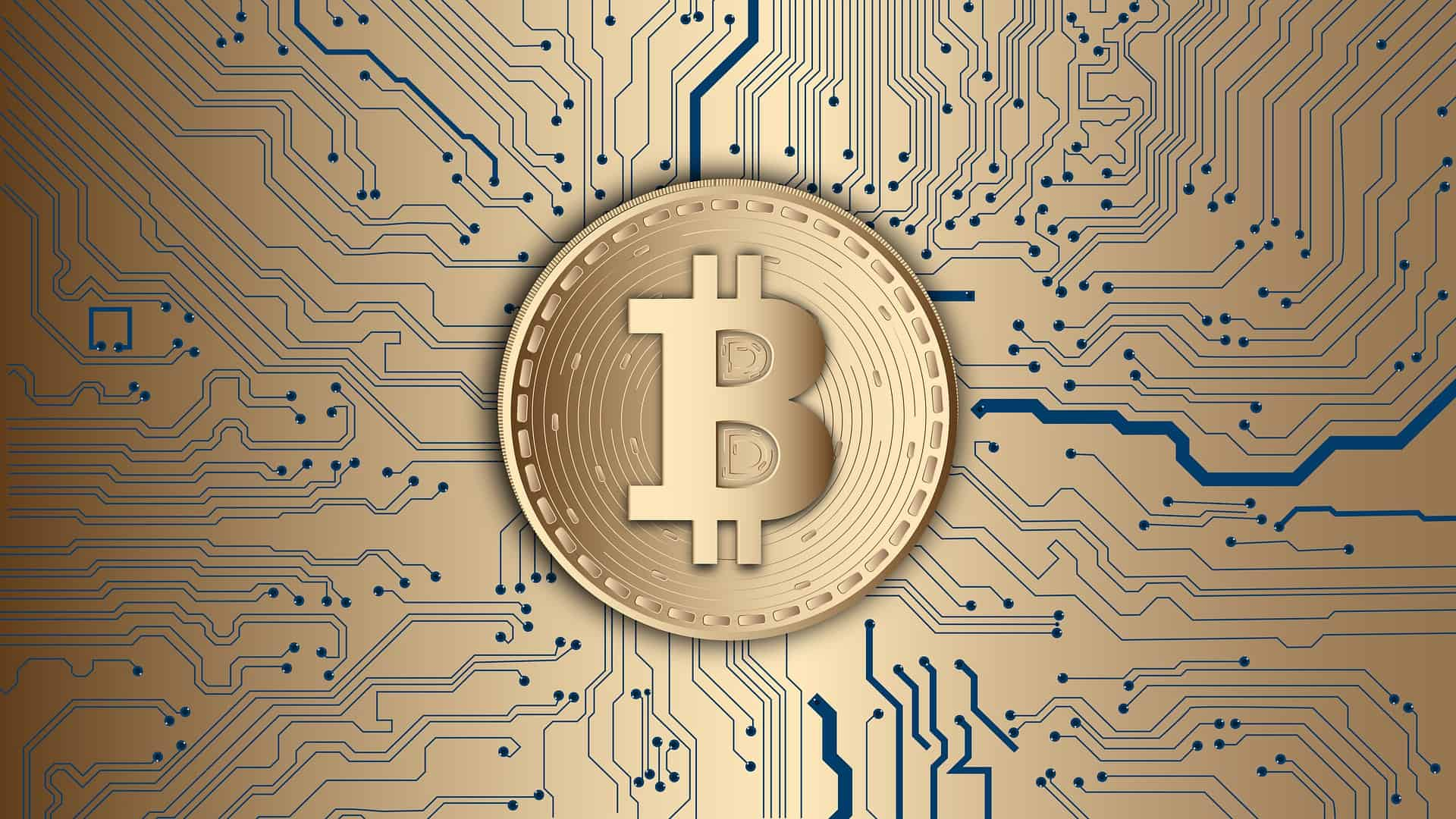 Bitcoin, the currency is virtual