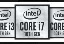 Intel Core i7 10th Generation