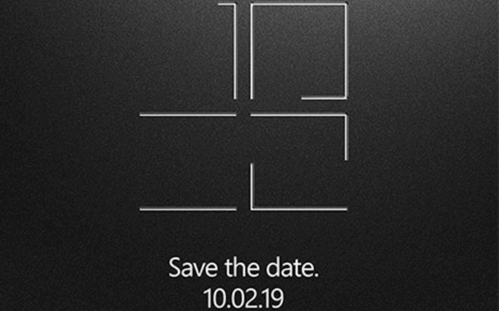 Surface event, October 2nd: dual screen time?