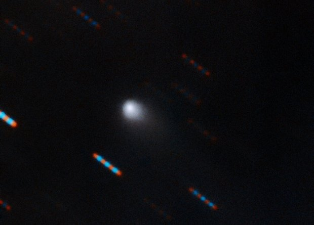 2I / Borisov is the official name of the first interstellar comet discovered by Gennady Borisov