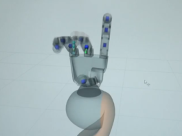 A new learning algorithm to control the bionic prosthesis to hold objects securely