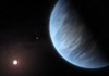 A steam enveloped Planet K2-18b like super-earth