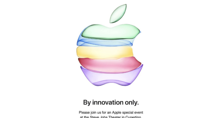 Apple Special Event 2019 at Steve Jobs Theater in Cupertino on September 10, 2019