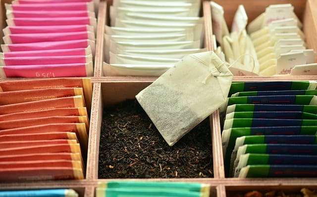 Billions of microplastic particles found in tea bags