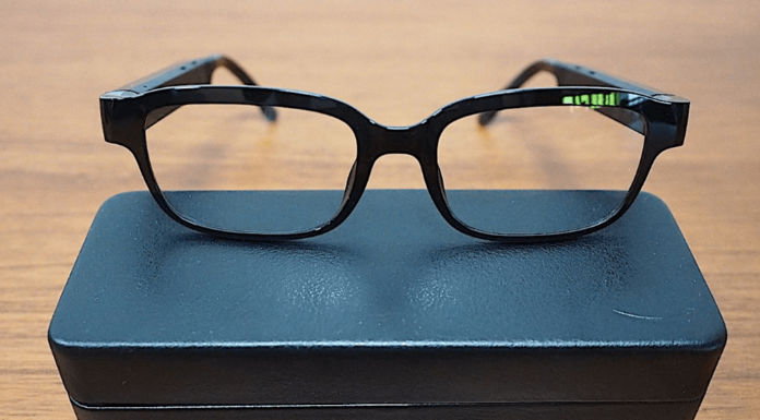 Echo Frame, first impressions: the world through the eyes of Amazon