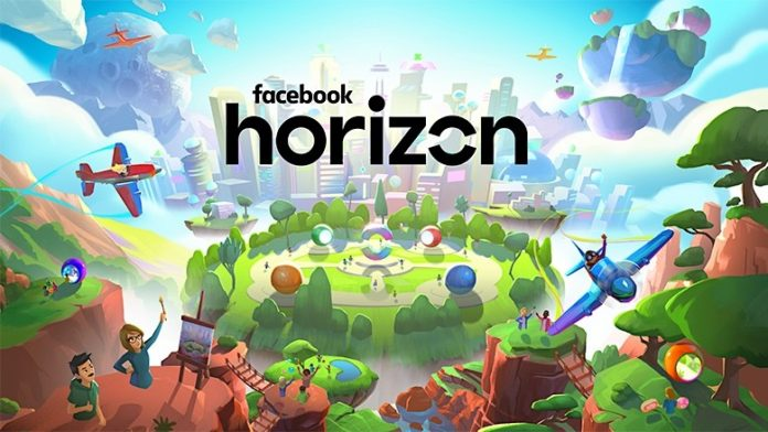 Facebook Horizon: an ambitious multiplayer universe in virtual reality