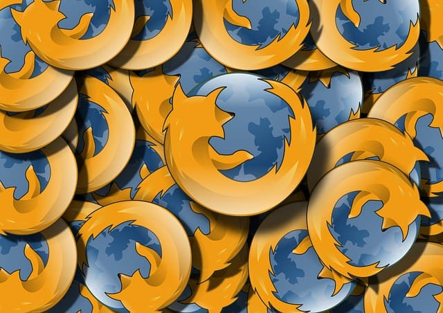 Firefox web browser policy update for third part cookies