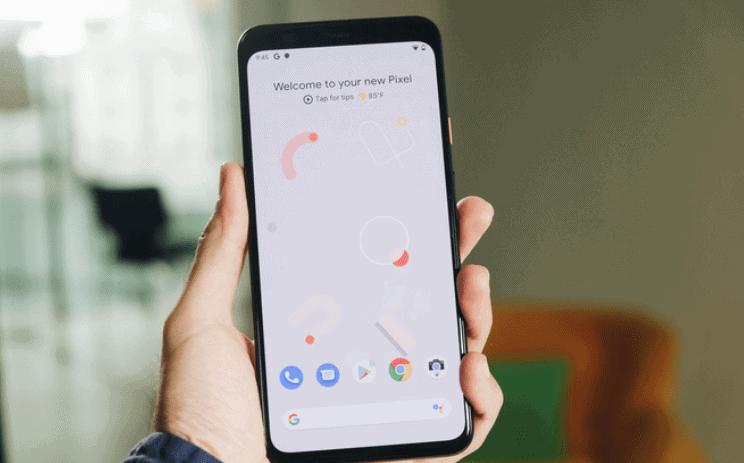 Google Next flagship smartphone Google Pixel 4 XL