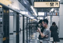 In China it is now possible to access the subway through facial recognition