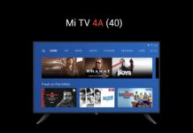 My 4X TV, the new premium Xiaomi TV arrives with upto 65 inches and Android