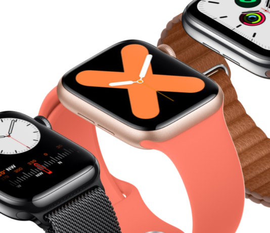 New Apple Watch Series 5 officially presented at Special Event