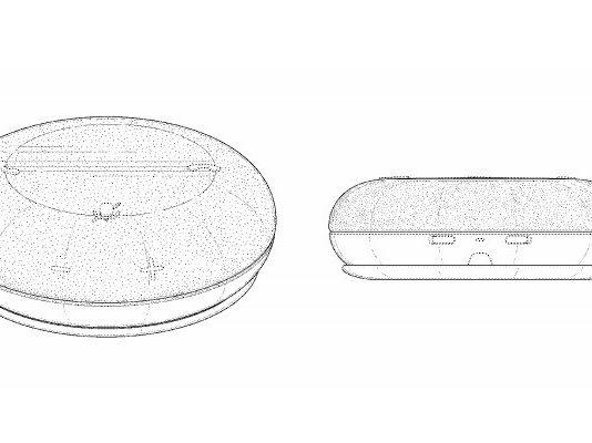 New compact Microsoft speaker with Cortana