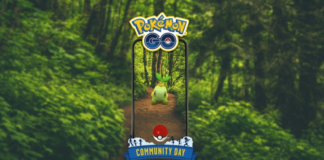 Pokémon GO celebrates its first Community Day with 4th generation creatures