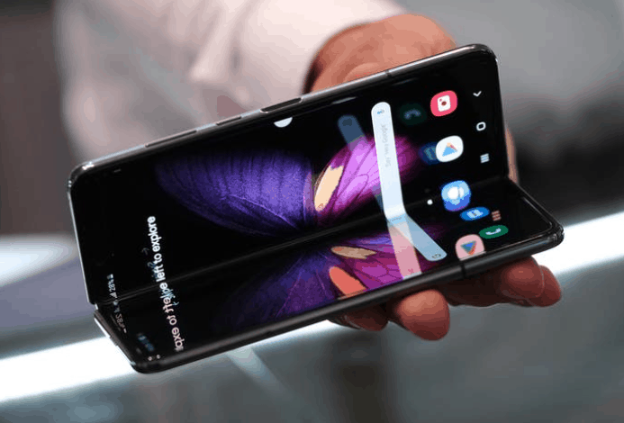 IFA 2019: Samsung Galaxy Fold- Samsung first foldable smartphone