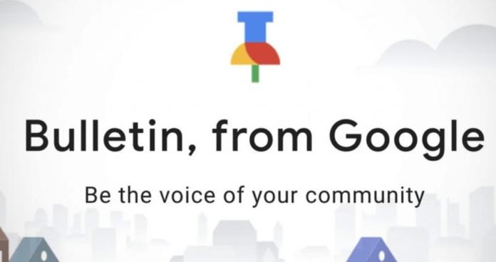 Say Goodbye to Google Bulletin: it will close in November