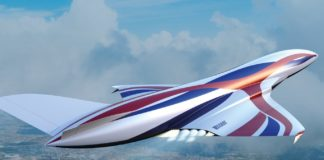 The Supersonic Space Plane: From Sydney to London in four hours