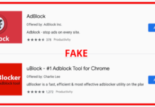 Two fake adblockers amassed 1.6m users before Google removed them from the Chrome Web Store