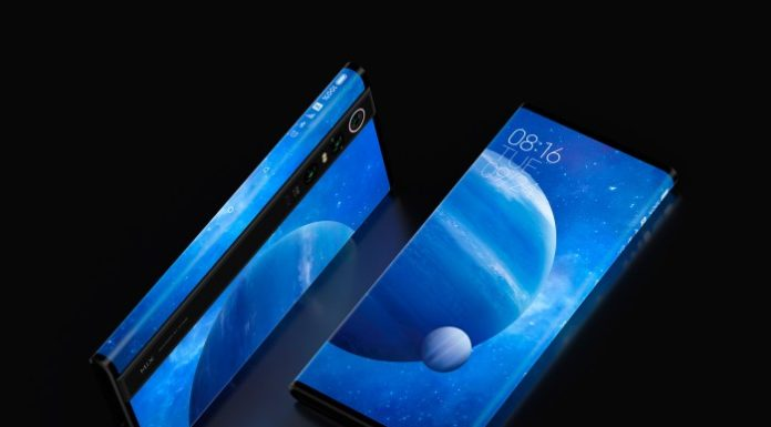 Xiaomi unveils Mi Mix Alpha, an unusual smartphone with surround display