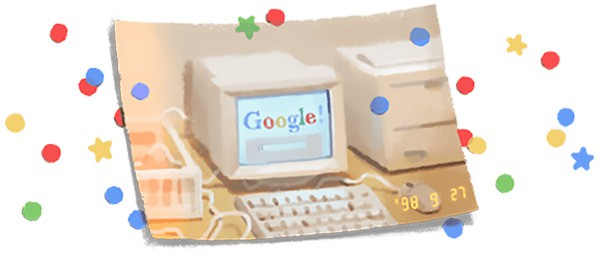 google turns 21