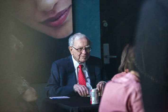 Warren Buffet Fortune - The richest people in the world. 2019 Forbes ranking
