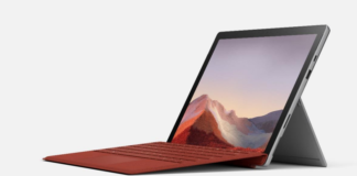 Finally, Microsoft Surface Pro 7 arrives with the USB-C port