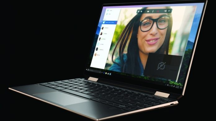 HP introduces the new version of the Specter x360 13 with 4K OLED panel