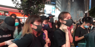 Hong Kong: society is half paralyzed, worried and frightened