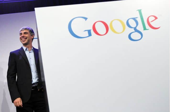 Larry Page - The richest people in the world. 2019 Forbes ranking