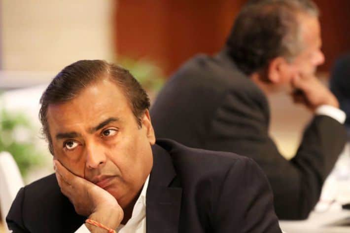 Mukesh Ambani - The richest people in the world. 2019 Forbes ranking