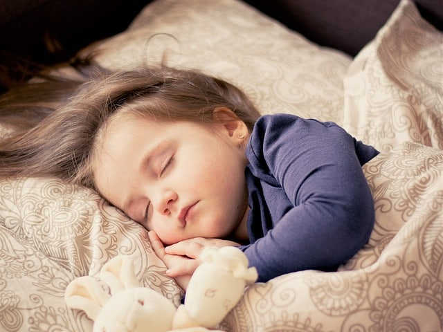 Mutation at the neuropeptide S receptor reduced the need for sleep