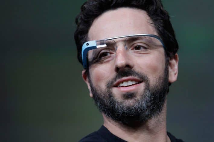 Sergey Brin - The richest people in the world. 2019 Forbes ranking