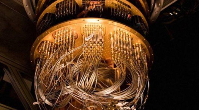 IBM criticized Google's quantum supremacy