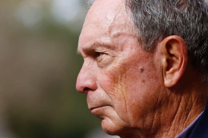 Michael Bloomberg - The richest people in the world. 2019 Forbes ranking